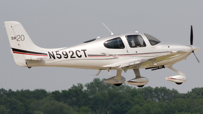N592CT - Cirrus SR22-G3 Turbo - Cirrus Design Corporation