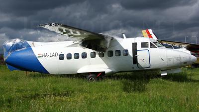 HA-LAD - Let L-410UVP-E8 Turbolet - Farnair Hungary