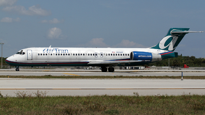N955AT - Boeing 717-2BD - airTran Airways