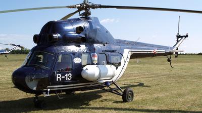 R-13 - PZL-Swidnik Mi-2 Hoplite - Hungary - Police