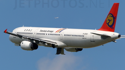 B-22602 - Airbus A321-131 - TransAsia Airways