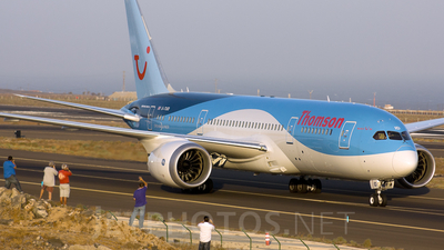 G-TUID - Boeing 787-8 Dreamliner - Thomson Airways