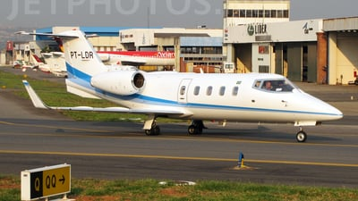 PT-LDR - Bombardier Learjet 55B - Private