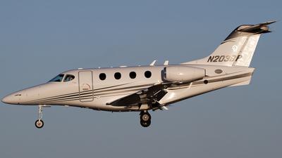 N203BP - Hawker Beechcraft 390 Premier I - Private