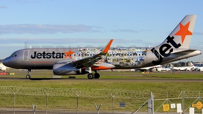 VH-VFN - Airbus A320-232 - Jetstar Airways