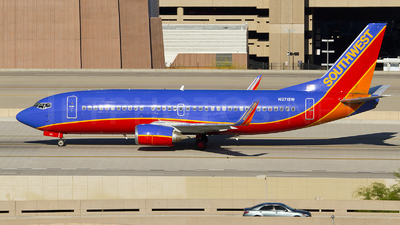 N371SW - Boeing 737-3H4 - Southwest Airlines