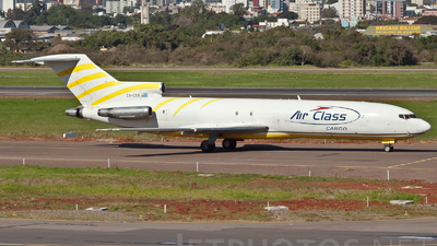 CX-CAR - Boeing 727-214(Adv)(F) - Air Class Líneas Aéreas