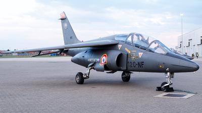 E141 - Dassault-Breguet-Dornier Alpha Jet E - France - Air Force