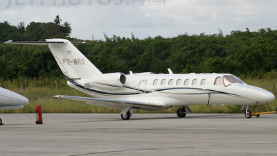 PR-MRG - Cessna 525B CitationJet 3 - Private