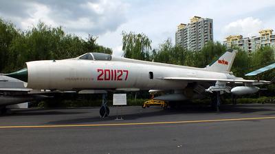 201127 - Shenyang J-8 - China - Air Force