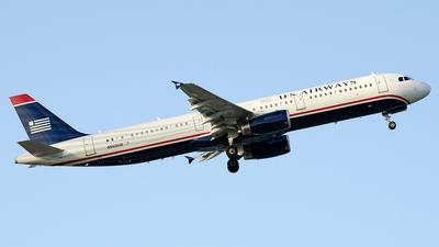 N560UW - Airbus A321-231 - US Airways