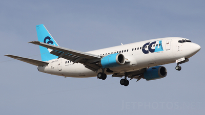 OM-CCA - Boeing 737-36M - Central Charter Airlines Slovakia