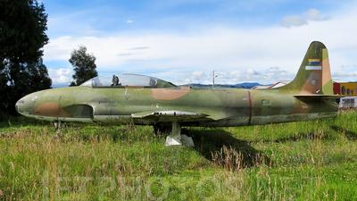 FAE637 - Lockheed AT-33A Shooting Star - Ecuador - Air Force