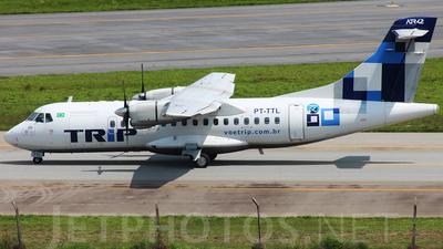 PT-TTL - ATR 42-300 - TRIP Linhas Aéreas