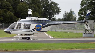 VH-NDK - Bell 206B JetRanger III - Private