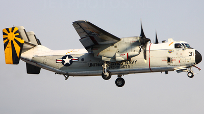 162166 - Grumman C-2A Greyhound - United States - US Navy (USN)