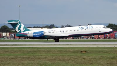 N992AT - Boeing 717-2BD - airTran Airways