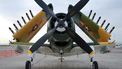 N39147 - Douglas A-1E Skyraider - Private