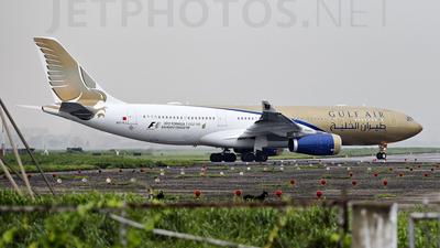A9C-KJ - Airbus A330-243 - Gulf Air