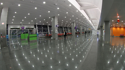 UKBB - Airport - Terminal