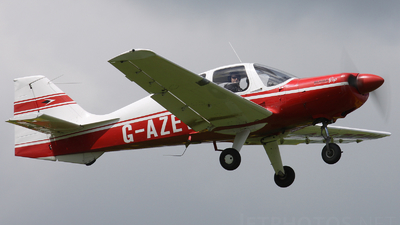 G-AZEW - Beagle B121 Pup - Private