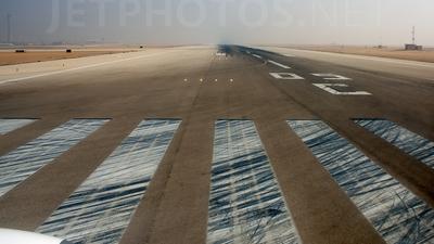 HECA - Airport - Runway