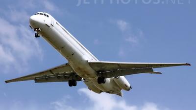 UR-CIK - McDonnell Douglas MD-83 - Bukovyna Aviation Enterprise