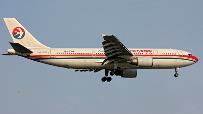 B-2318 - Airbus A300B4-605R - China Eastern Airlines