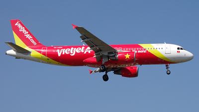 VN-A666 - Airbus A320-214 - VietJet Air