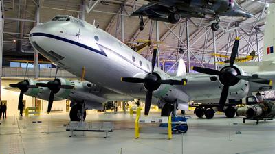 TG528 - Handley Page Hastings C.1A - United Kingdom - Royal Air Force (RAF)