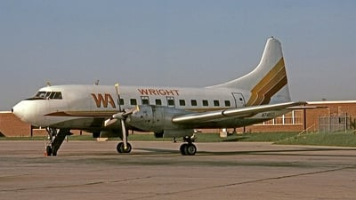 N74850 - Convair CV-600 - Wright Airlines
