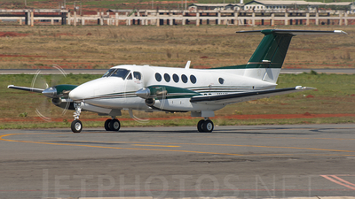 PR-WIT - Beechcraft B200GT Super King Air - Private