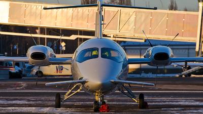 I-PREE - Piaggio P-180 Avanti - Air Walser