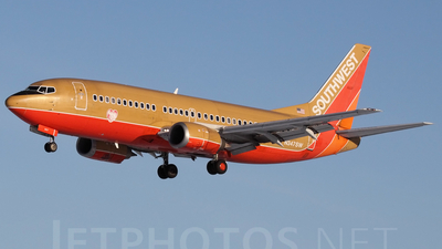 N347SW - Boeing 737-3H4 - Southwest Airlines