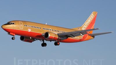 A picture of N347SW - Boeing 7373H4 - [24374] - © Joe Osciak