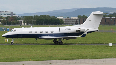 N918BG - Gulfstream G-III - Private