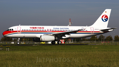 D-AUBH - Airbus A320-232 - China Eastern Airlines
