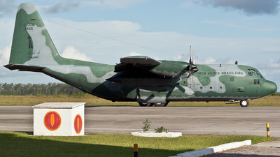 FAB2466 - Lockheed C-130H Hercules - Brazil - Air Force