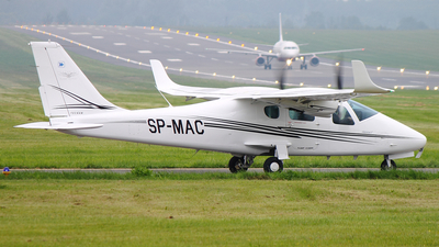 SP-MAC - Tecnam P2006T - Private