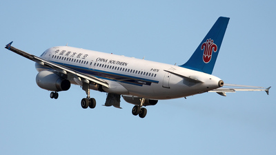 B-6576 - Airbus A320-232 - China Southern Airlines