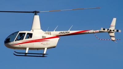 JA02RH - Robinson R66 Turbine - Osaka Aviation
