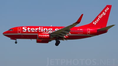 OY-MRF - Boeing 737-7L9 - Cimber Sterling Airlines