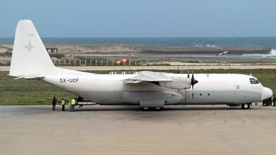 5X-UCF - Lockheed L-100-30 Hercules - Uganda Air Cargo