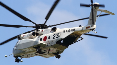 8623 - Sikorsky MH-53E Sea Dragon - Japan - Maritime Self Defence Force (JMSDF)