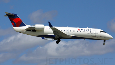 N921EV - Bombardier CRJ-200ER - Delta Connection (Atlantic Southeast Airlines)