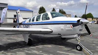 D-ENET - Beechcraft B36TC Bonanza - Private