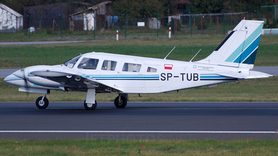 SP-TUB - PZL-Mielec M-20-03 Mewa - OKL - Aviation Training Centre of Rzeszow Technical University