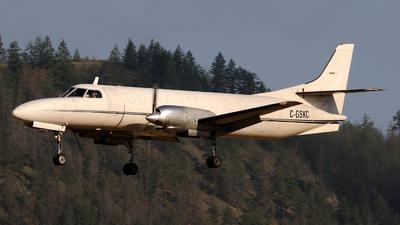 C-GSKC - Swearingen SA226-TC Metro II - Carson Air