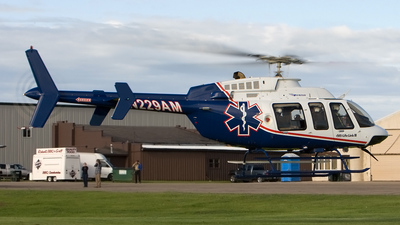 N229AM - Bell 407 - Bell Helicopter Textron