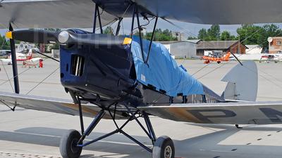 A picture of GAPMX - De Havilland DH82 Tiger Moth - [85645] - © Taras Ilkiv